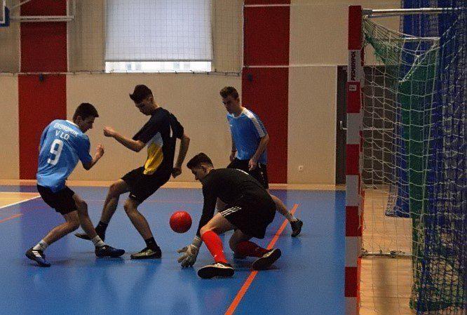 SZS: Finał strefy w futsalu chłopców