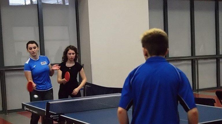 SZS: Rozstrzygnięto finał rozgrywek tenisa stołowego