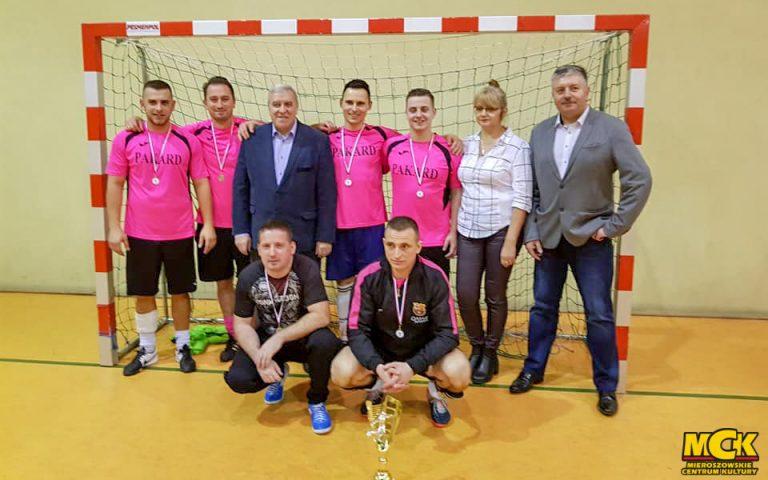 Rozstrzygnięto turniej w Mieroszowie