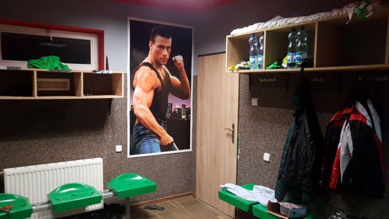 Orzeł Lubawka Jean-Claude Van Damme