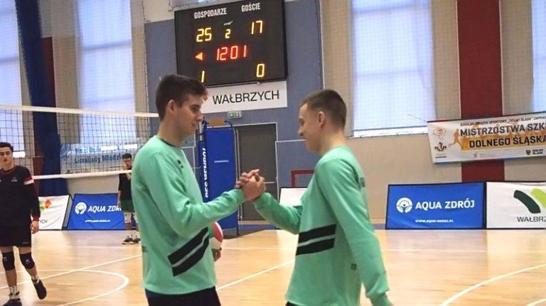 Siatkówka: Doskonała forma juniorów Chełmca