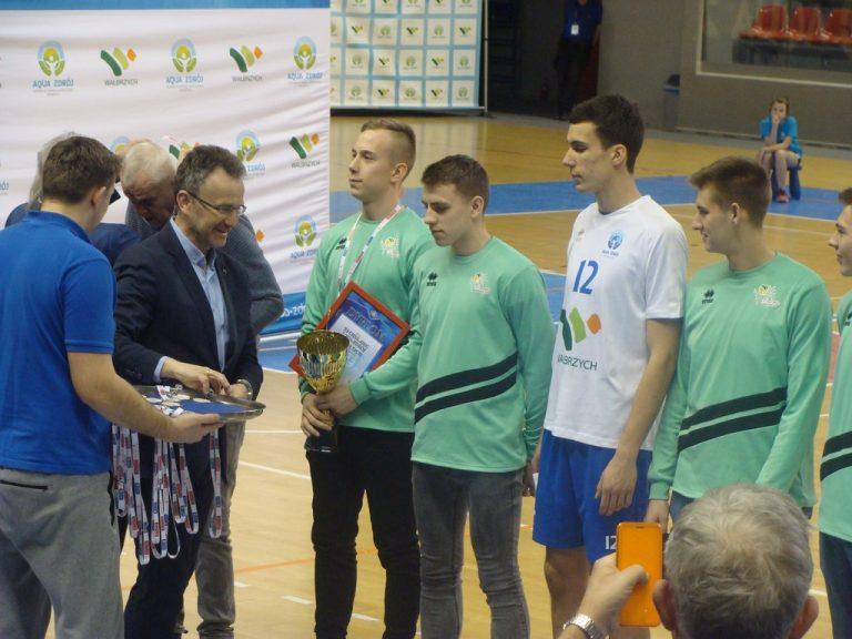 Juniorzy Chełmca odebrali nagrody