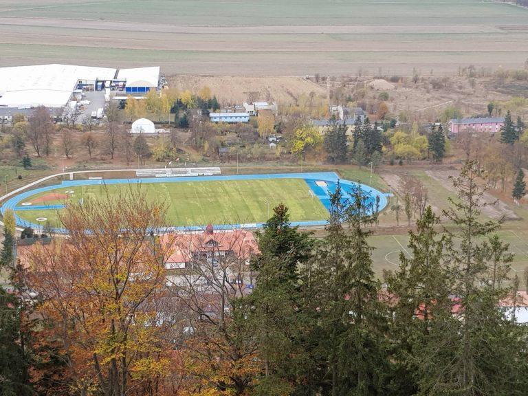 A klasa: Border Stadion w Lubawce