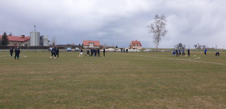 A klasa: Herbapol Stanowice przegrywa z LZS Osiek