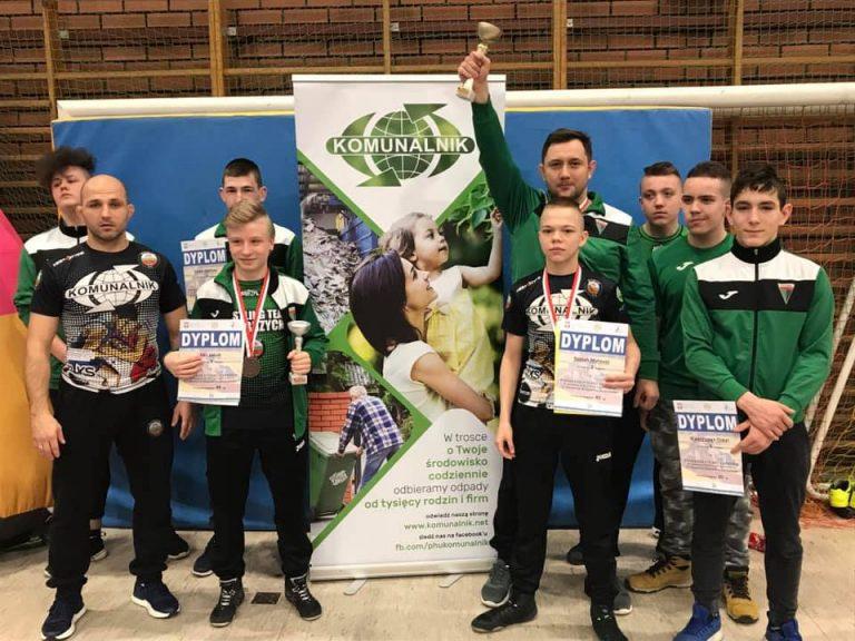 Zapasy: Mateusz Ropiak wygrywa w Warszawie Puchar Polski Juniorów!