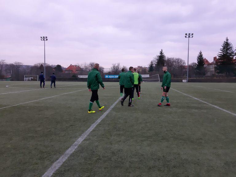 Sparingi: Ciężki mecz Zagłębia w Kostomłotach