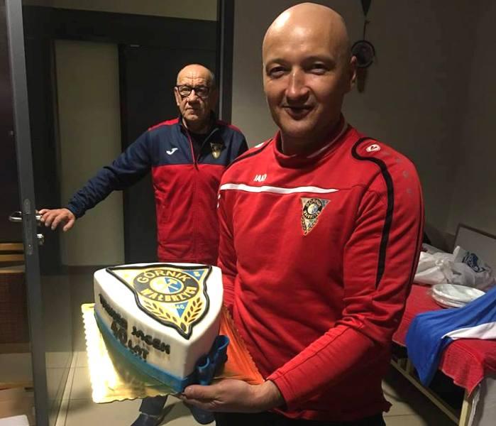 IV liga: Trener Jacek Fojna przed meczem