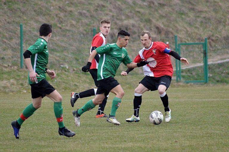 Liga Okręgowa: Górnik traci trzy gole w ostatnich minutach