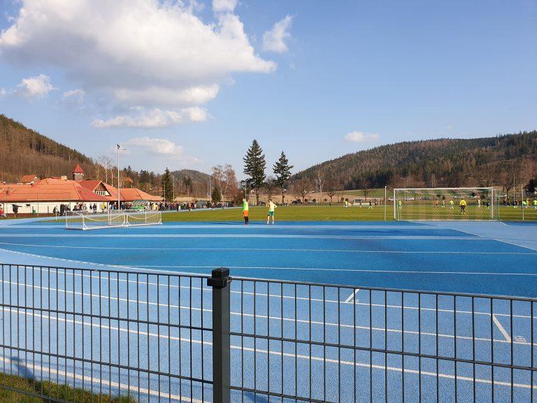A klasa: Orły pokonują Słotwinę na Border Stadion