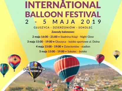Sport balonowy: Przed nami Festiwal Balonowy