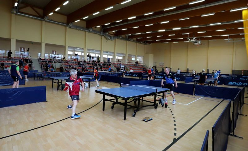 Tenis stołowy: III Otwarte Mistrzostwa Szczawna-Zdroju