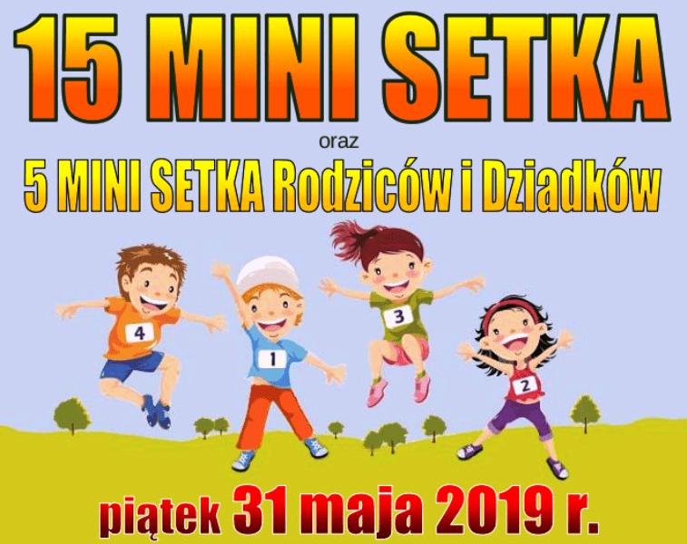 15 Mini Setka i 5 Mini Setka Rodziców i Dziadków