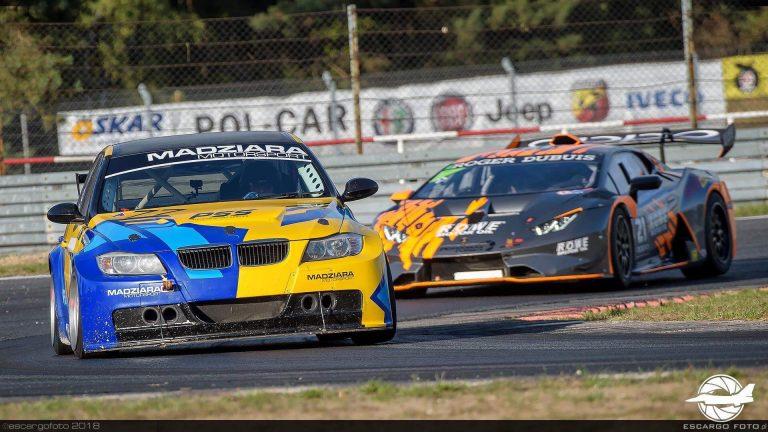 Wyścigi: Madziara i Grzelecki powalczą o tytuł w wyścigach długodystansowych