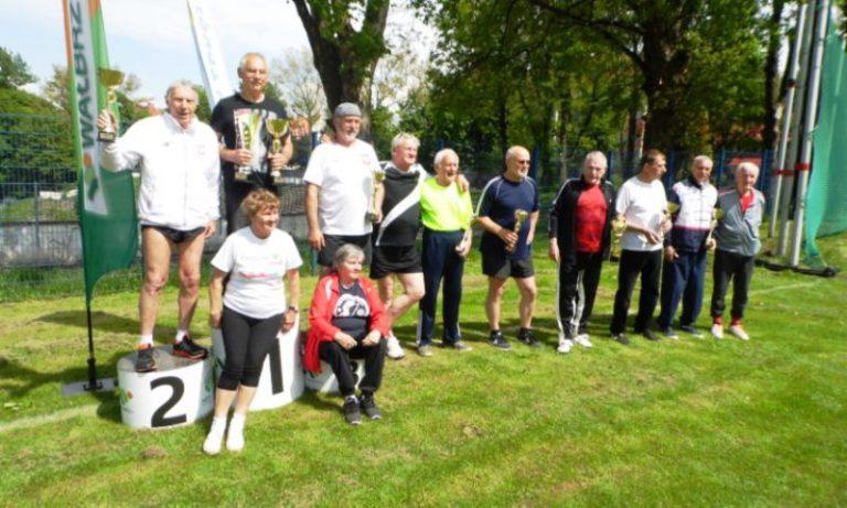 Lekkoatletyka: II Otwarte Mistrzostwa Wałbrzycha o Puchar Prezydenta Miasta w Pięcioboju Rzutowym Masters