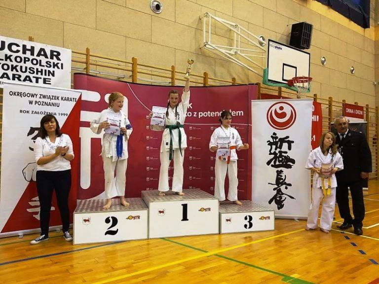 Karate: 7 medali wałbrzyskich karateków w Pucharze Wielkopolski