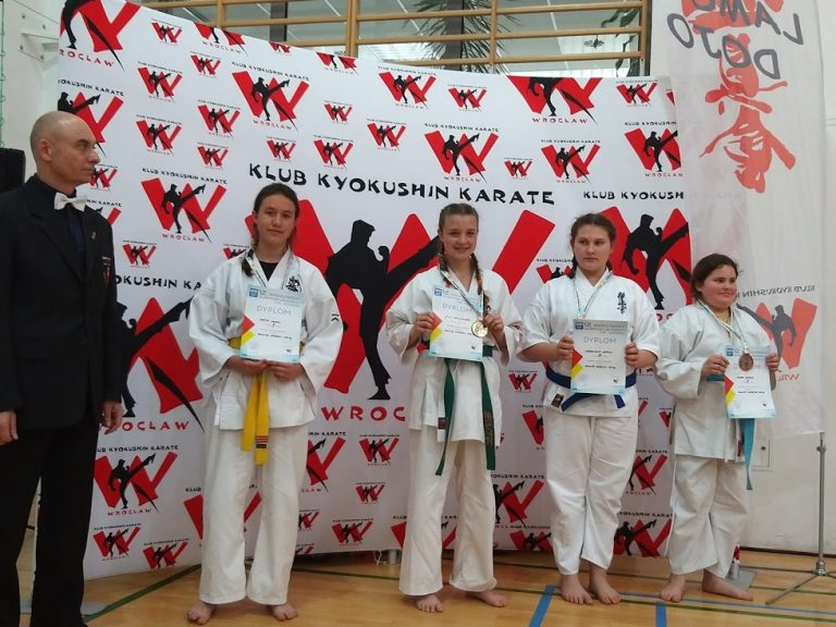 Karate: Świetny występ wychowanków Uczniowskiego Klubu Karate Shinkyokushinkai na Ogólnopolskiej Olimpiadzie Młodzieży