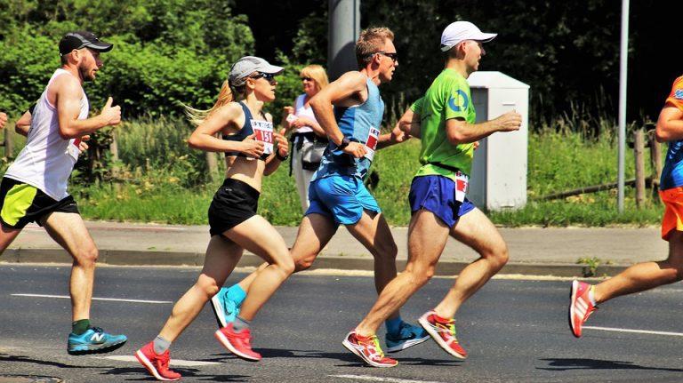 Biegi: Półmaraton Górski Jedlina-Zdrój po raz szósty