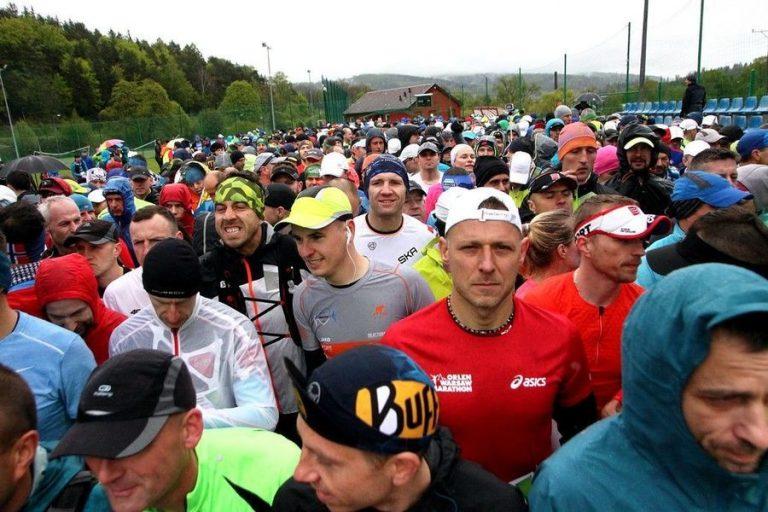 Biegi: Półmaraton Górski w Jedlinie Zdrój