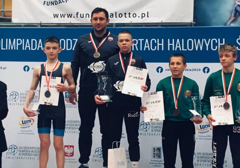 Zapasy: Mateusz Ropiak Mistrzem Polski w zapasach!