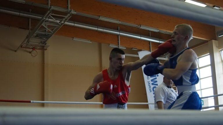 Świat boksu zagościł do Szczawna-Zdroju
