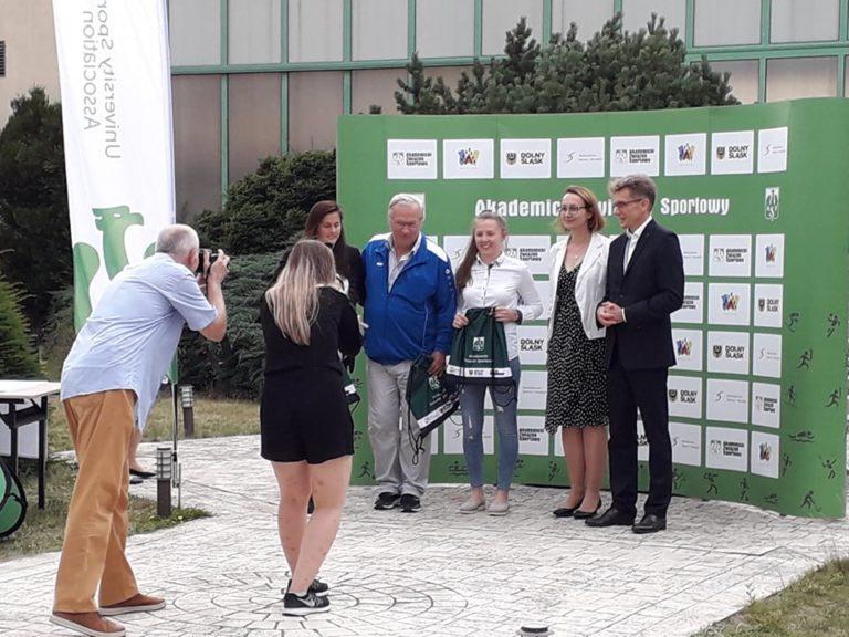 Ekstraliga: Team AZS PWSZ Wałbrzych na Gali Sportu Akademickiego