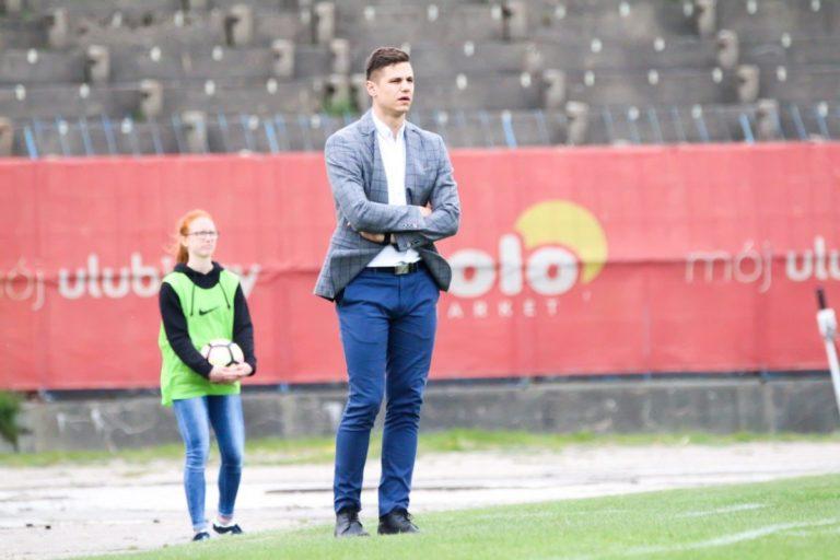 MP U19: Piotr Jagieła (AZS Wrocław) – Chcemy prezentować dynamiczny i agresywny football