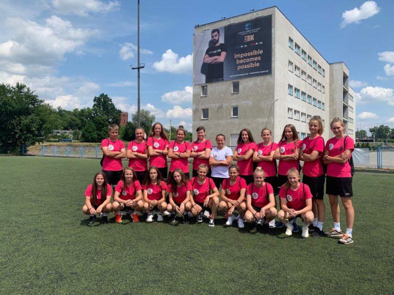 MP U19: Marzena Salamon (UKS SMS Łódź) – Łatwo z nami nie będzie