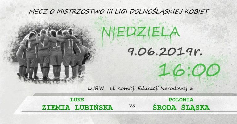 III liga: Ziemia Lubińska vs Polonia Środa Śląska – Transmisja