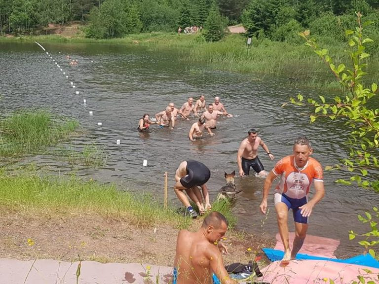 Za nami zawody Triathlonu w Grzędach