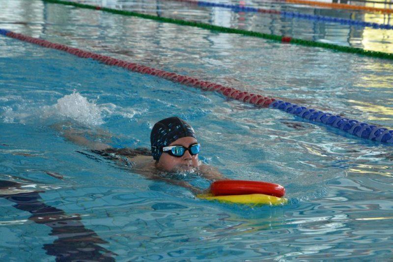 zawody pływanie Aqua Zdrój
