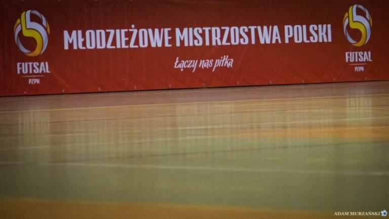 Futsal: Ziemia Lubińska organizatorem Młodzieżowych Mistrzostw Polski