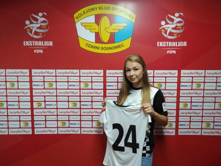 """Ekstraliga: Weronika Zawistowska: """"Chciałam na kolejny sezon zostać w zespole z Łęcznej"""""""