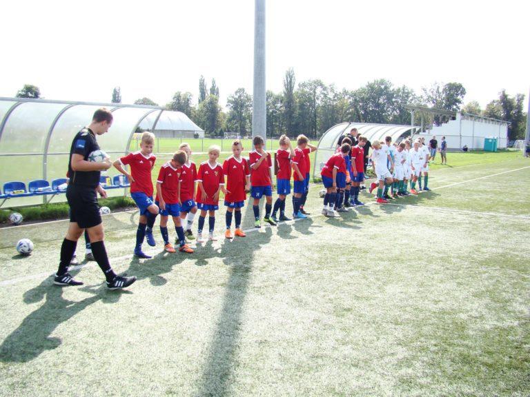 Piłka nożna: Młodzi Górnicy lepsi od Śląska Wrocław