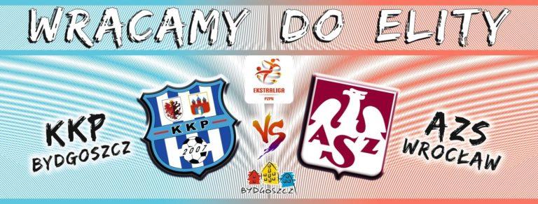 Ekstraliga: KKP Rem Marco Bydgoszcz vs AZS Wrocław – Transmisja