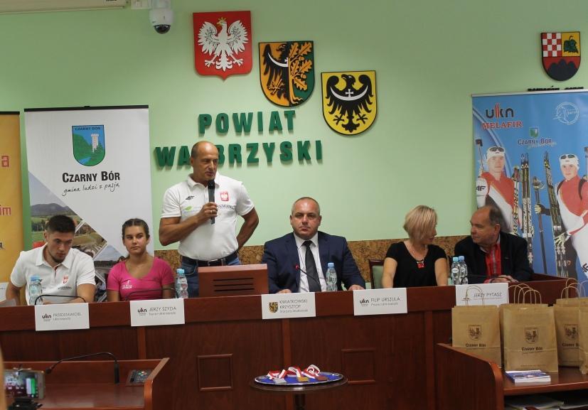 Biathlon: Mistrzostwa Polski w biathlonie letnim w Czarnym Borze!!