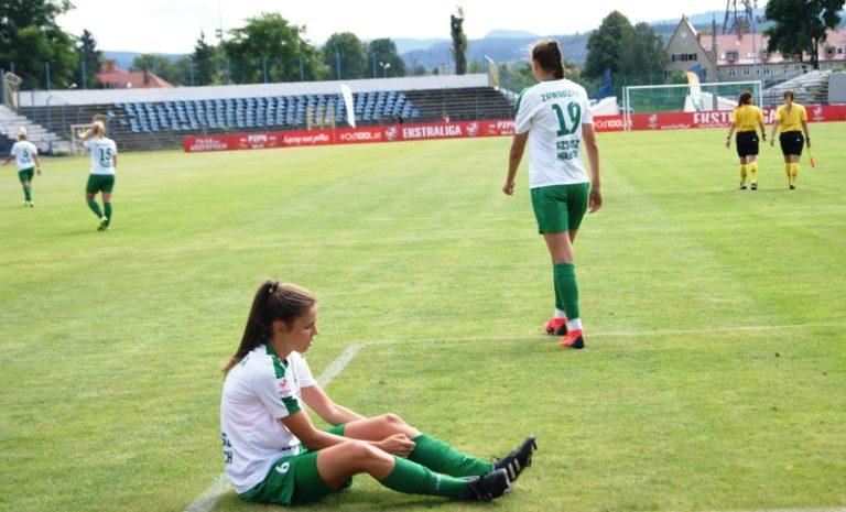 Kobiecy futbol: Czy to koniec Ekstraligi w Wałbrzychu?