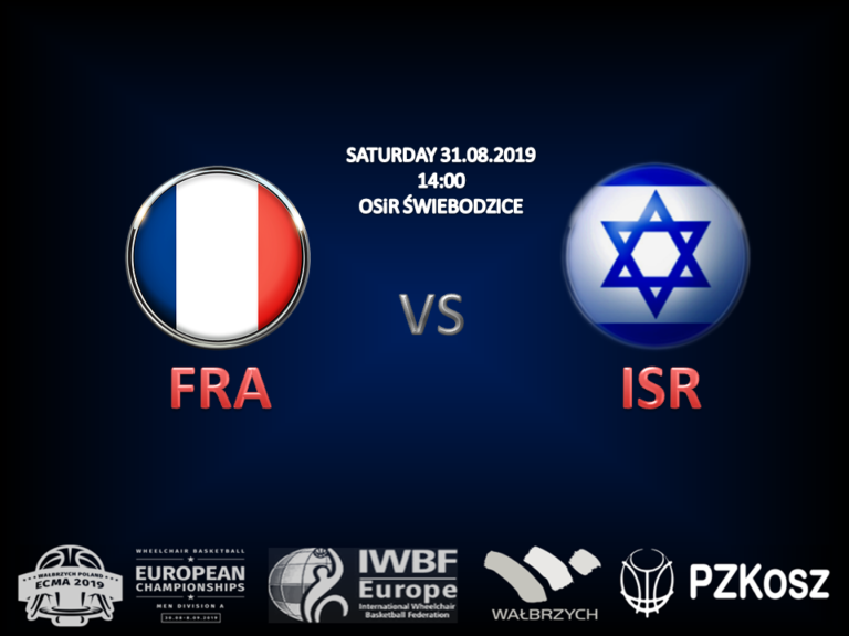 ME: Francuzi lepsi od Izraela /wideo/