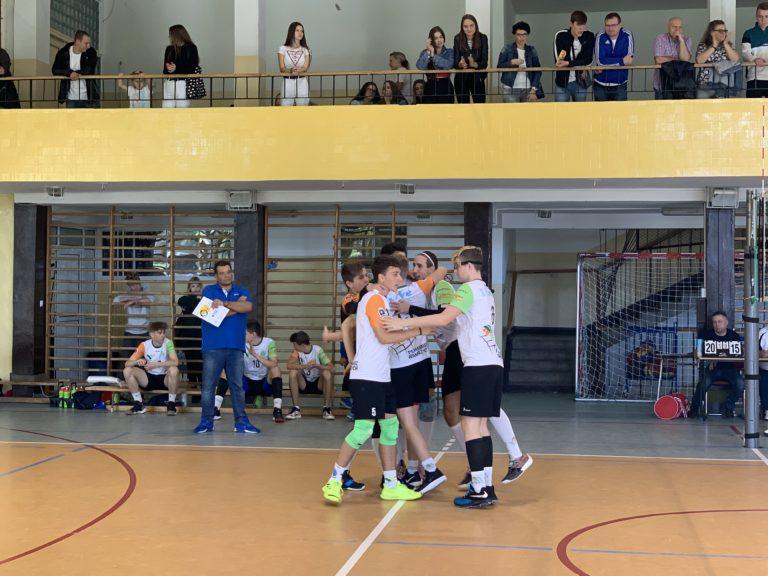 Siatkówka: Juniorzy bez litości dla rywali