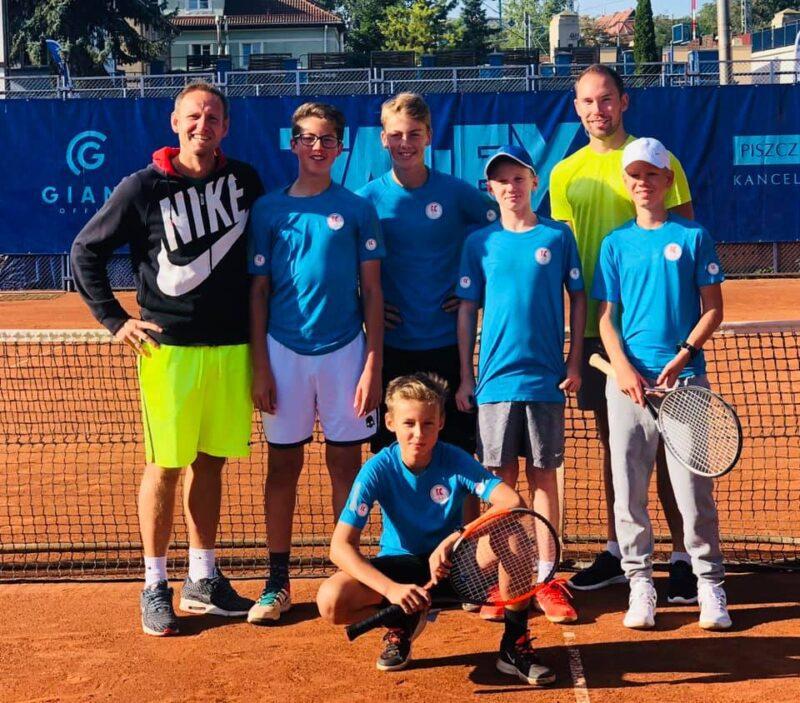 Tenis: Dobry czas dla wychowanków KT Szczawno Zdrój