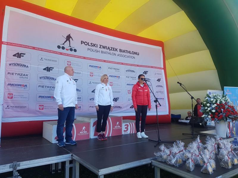 MP w biathlonie w Czarnym Borze