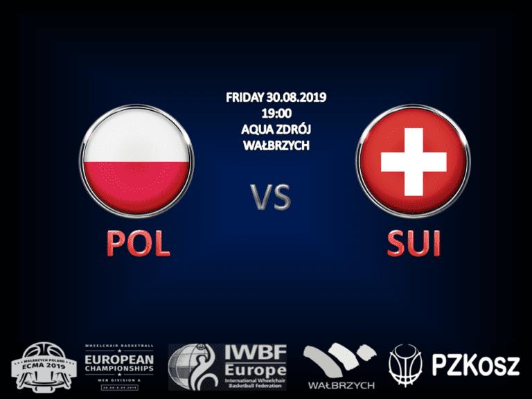 ME: Polska pokonuje Szwajcarię w meczu otwarcia /wideo/