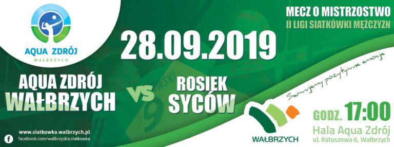 Siatkówka: Wałbrzyscy siatkarze ruszają do walki