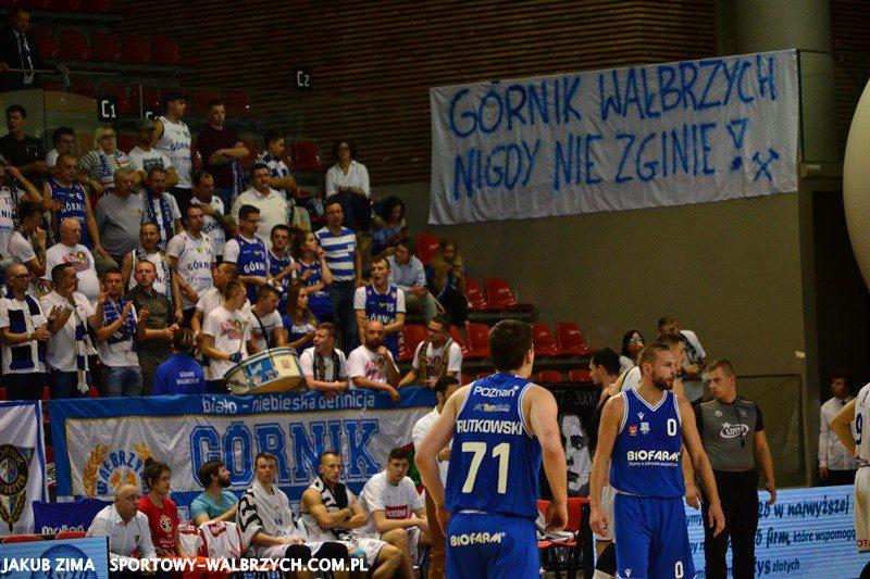 I liga koszykówki: Czwarta z rzędu wygrana Górnika