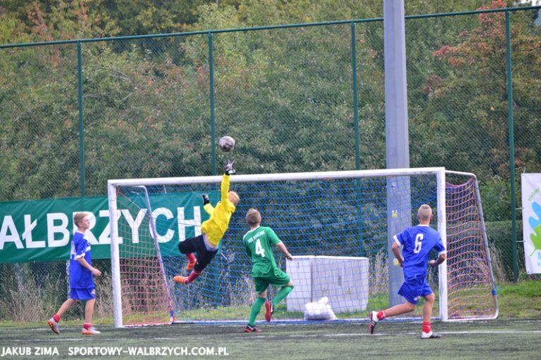 I Turniej Rundy Jesiennej Dolnośląskiej Ligi Piłki Nożnej Placówek Resocjalizacyjnych