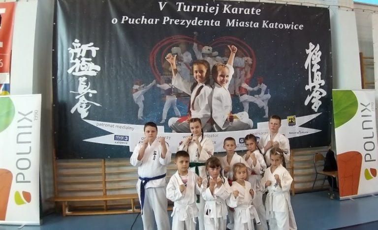 Kolejny udany występ wałbrzyskich karateków