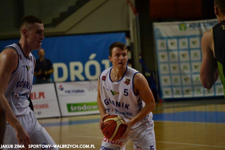 Koszykówka: Górnik rozprawił się z Księżakiem