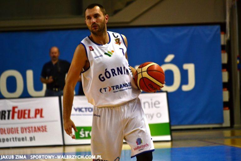 Koszykówka: Glapiński kończy karierę!