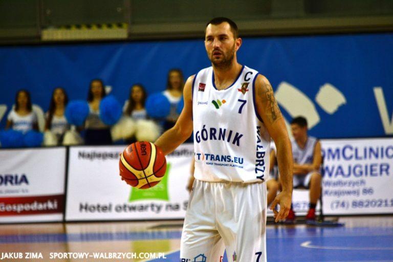 Koszykówka: Górnik fenomenalny. Górnik nieustraszony. Górnik zwycięski
