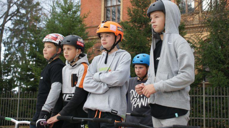 Skatepark w Głuszycy otwarty