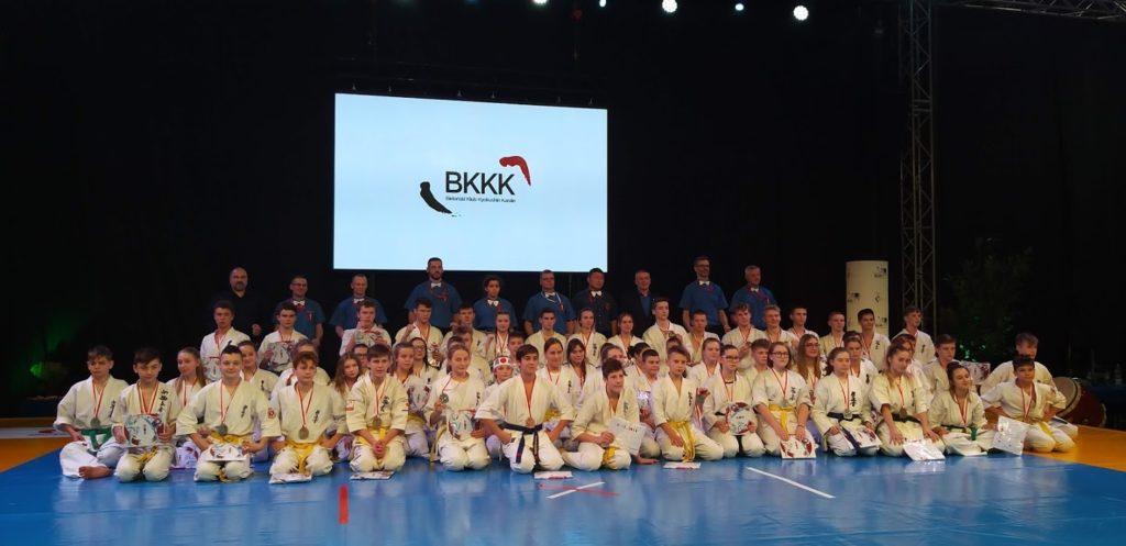 Złoto i brąz wałbrzyskich karateków